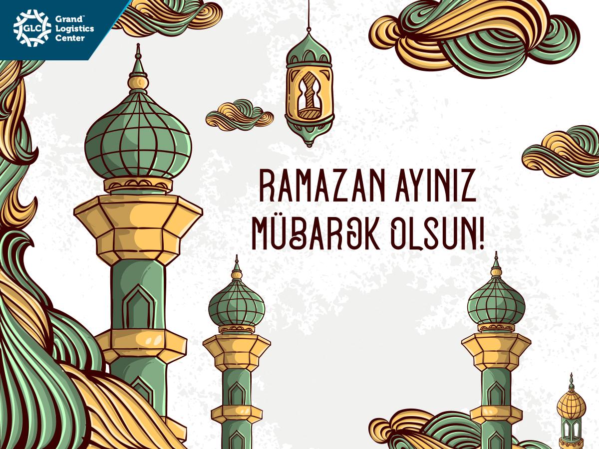 Ramazan Ayınız Mübarək Olsun !